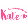 Geboortesticker Kate