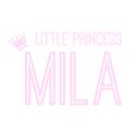 Naamsticker little princess
