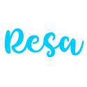 Naamsticker Resa