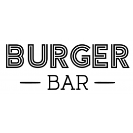 Keukensticker Burger Bar