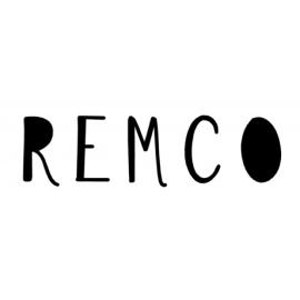 Naamsticker Remco