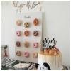 Verjaardagssticker donuts