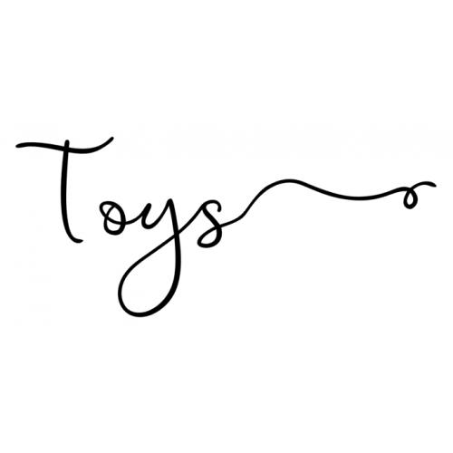 Meubelsticker toys